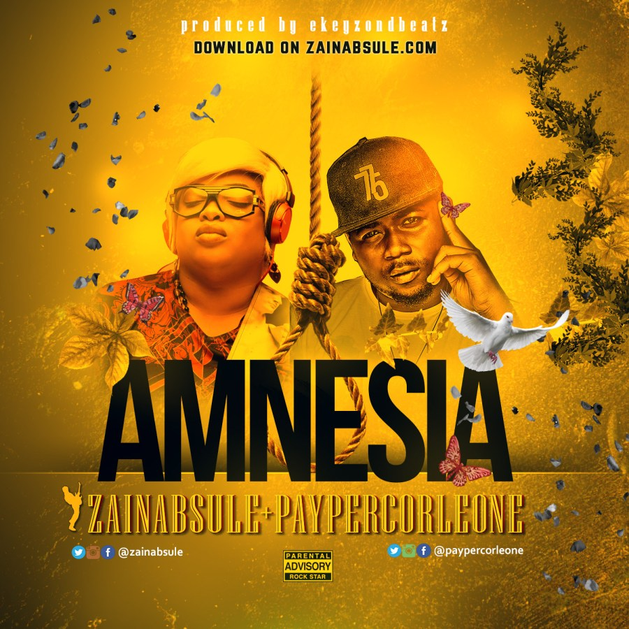 Buy Amnesia by Zainab Sule