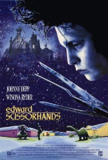 favorite movies_Edward Scissorhands