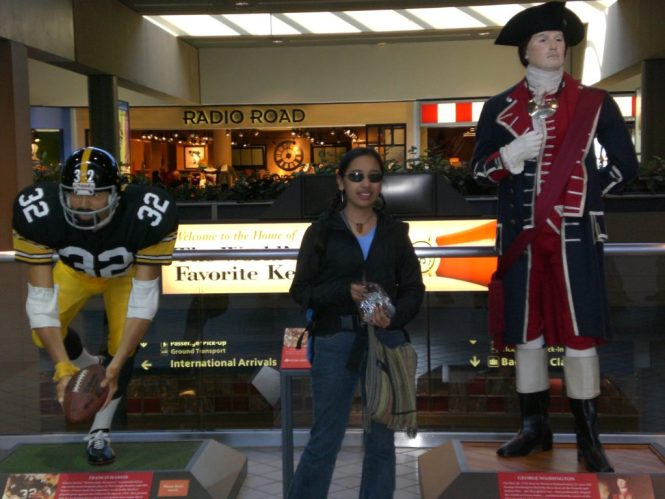 Pittsburgh Airport Mall