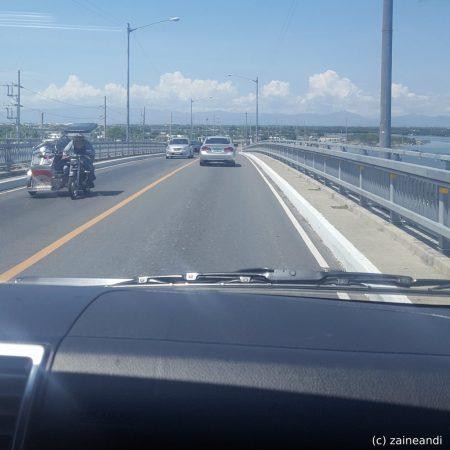 treasures of bolinao_road