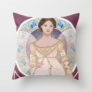 Ever After Pillow _ArtByMikaelaK _ Zainey Laney