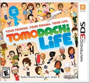 tomodachi life for nintendo DS