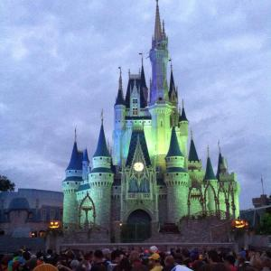 Mickeys Not SO Scary Castle _ Zainey Laney