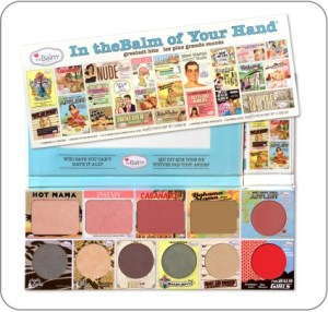 in thebalm of you hand palette _ Zainey Laney