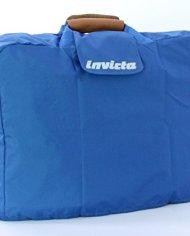 Borsa Ufficio Zaino Invicta Bicolor Porta Pc Fino A 156 Rossa Blue 0 4
