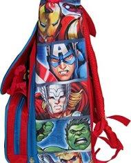 Capitan America Zaino Scuola Estensibile Originale Avengers Prodotto Ufficiale Marvel 0 0
