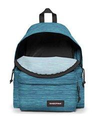 Eastpak Pakr Imbottito Zaino Blu Knit Blue 0 0