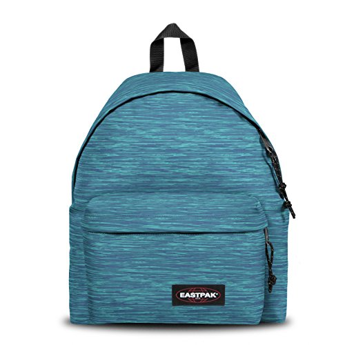 Eastpak Pakr Imbottito Zaino Blu Knit Blue 0