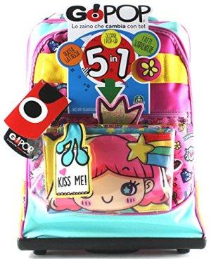 Go Pop Trolley Spinner Princess 0