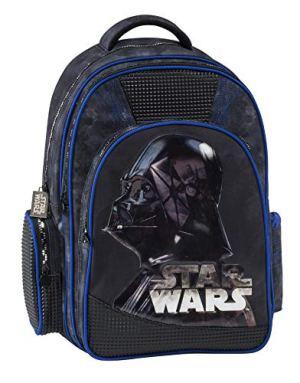 Graffiti Star Wars Zaino 44 Cm Nero Black 0