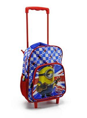 Gruppo Cartorama Zaino Minions Boy Trolley Asilo 0