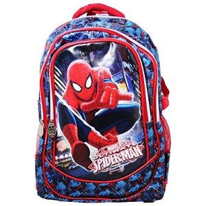 Marvel Spiderman Ultimate Zaino Scuola Grande Tempo Libero 0
