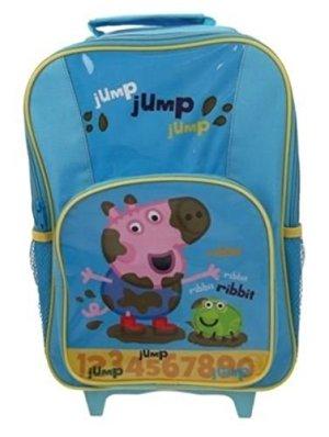 Peppa Pig Trolley Baby George Azzurro Pig1414981 0