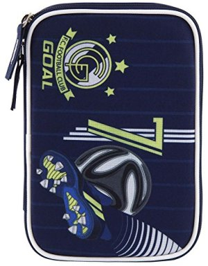 Target Multi Football Full Astuccio 22 Cm Blu Scuro 0
