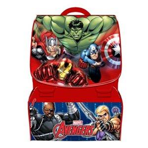 Zaino Scuola Bambino Estensibile Avengers Marvel 0