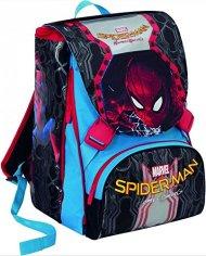 Zaino Spiderman Homecoming New 2018 Zaino Sdoppiabile Big Seven Pattina Sfogliabile 28 Lt Schoolpack Astuccio 3 Scomparti Maschera Spiderman 0 0