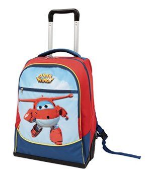 Auguri Preziosi Up903000 Super Wings Zaino Trolley Con Gadget Incluso Collezione 201718 0