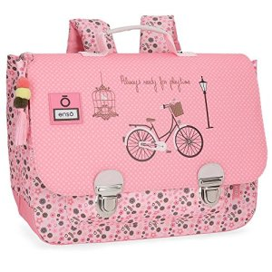 Enso Playtime Pink School Bag 0