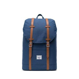Herschel Classic Retreat M 13 Backpack Dark Blue 0