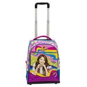 Soy Luna Trolley Spinner Con Gadget 0
