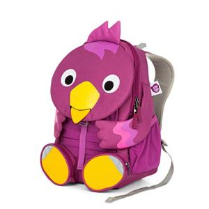 Affenzahn Large Friend Bibi Bird Purple Zainetto Per Bambini 31 Cm 8 Liters Viola Purple 0