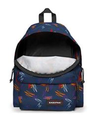 Eastpak Padded Pakr Zaino Casual 40 Cm 24 Liters Multicolore Scribble Urban 0 1