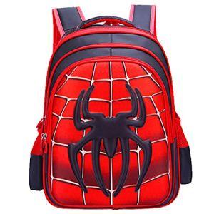 Zaino Per Bambini Zaino Per Ragazzi Zaino Per Bambini Zaino Impermeabile Captain America Spiderman Borsello Da Viaggio Per Bambini Scuola Stampato Escursione In Campeggio 0
