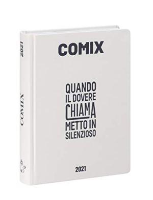 Comix Diario 20202021 16 Mesi Bianco Standard 0 4