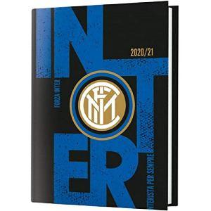 Diario Scuola Inter 20202021 Agenda 12 Mesi Datato 17x12 Cm Prodotto Ufficiale Omaggio Penna Colorata 0