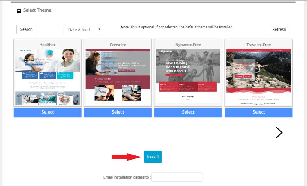 Panduan Membuat Blog Wordpress di Dewaweb 4