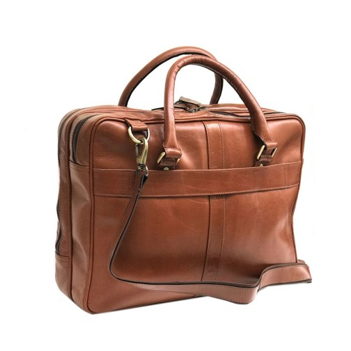 Zakara Leather Laptop Bag