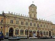 Главный вокзал города
