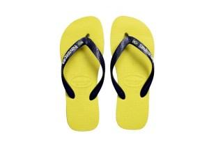 HAVAIANAS BRASIL LAYERS 4140715-2197 Κίτρινο