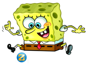 SpongeBob Dreidel
