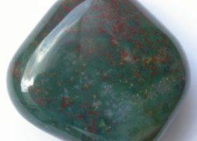 ヘリオトロープ・ブラッドストーン(血石/けっせき)Heliotrope/blood stoneの特徴・意味と効果