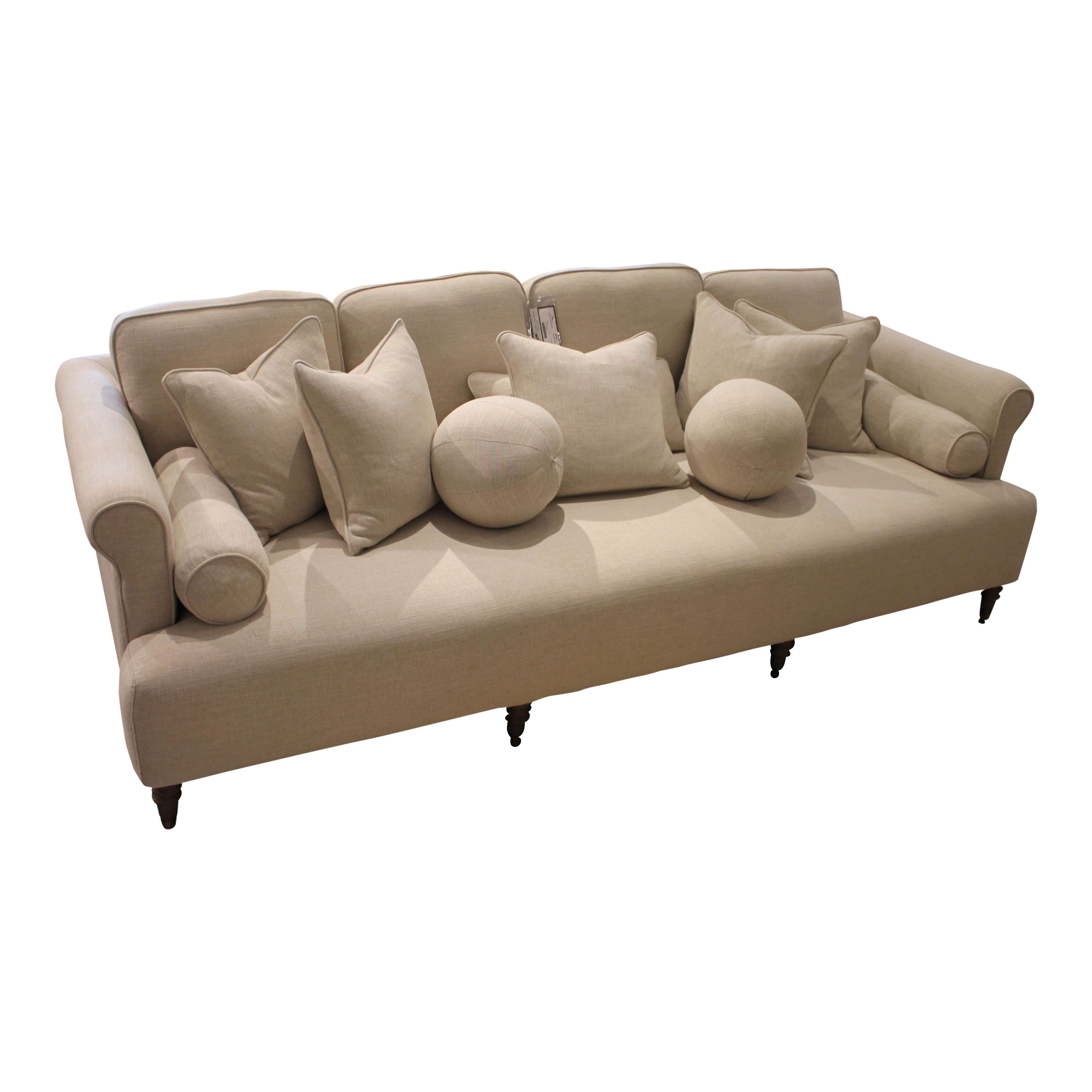 best deep sectional sofa ashley furniture durablend warranty extra couch