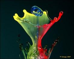 goutte-multicolore