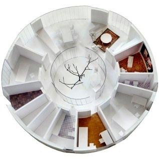 villa-atrium-modell