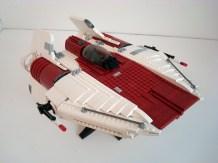 awing starwars lego
