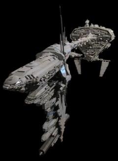 nebulon-b frigate starwars lego