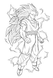 coloriage-sangoku-super