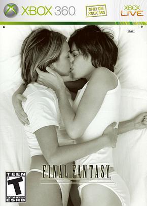 final fantasy lesbienne