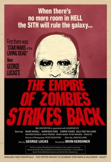 the empire of zombies strikes back