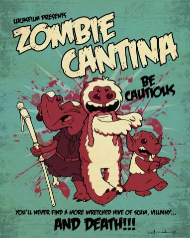 zombie cantina