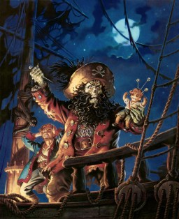 Monkey Island 2 - Clean Poster