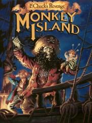 Monkey Island 2 - Poster