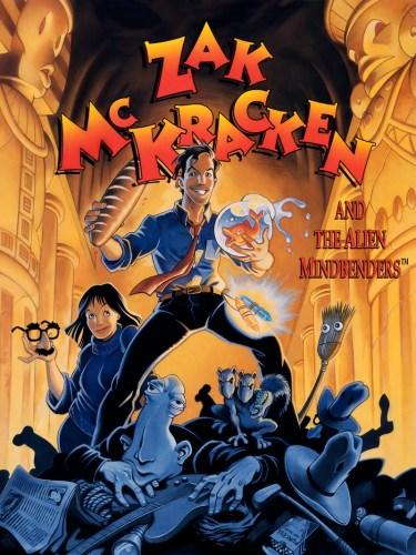 Zak McKracken - Poster B