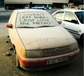 dubai_metro voiture sale