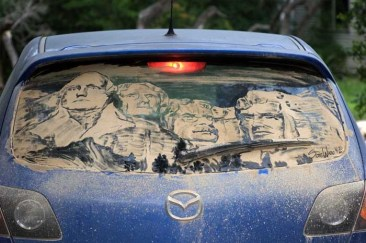 voiture-sale-mont rushmore