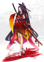 Kaorihime_standing_pose_by_redjuice999
